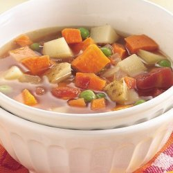 Potato Vegetable Soup