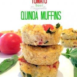 Tomato Basil Muffins