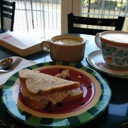 Coconut Curry Chicken Sandwiches