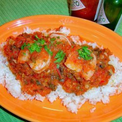 Shrimp a La Creole