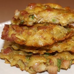 Leftover Potato Pancakes