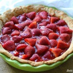 Belle's Strawberry Pie
