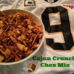 Cajun Chex Mix