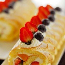 Japanese Fruit Cake
