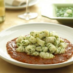 Chavrie Goat Cheese Gnocchi recipe