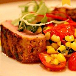 Roast Pork Tenderloin With Potatoes