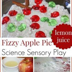 Fizzy Apple Juice