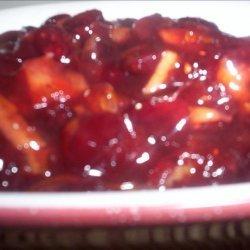Cranberry Orange Zinfandel Sauce