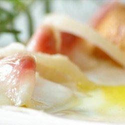 Tilapia Carpaccio (Raw Marinated Fish Fillet)
