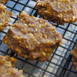 Pumpkin Spice Oatmeal Cookies (Egg-Free, Milk-Free, Gluten-Free,