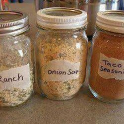 Dry Taco Seasoning Mix