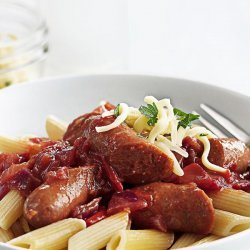 Quick Cherry Tomato Pasta Sauce