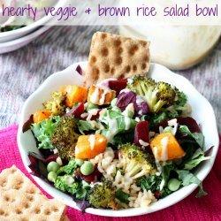 Rice and Veggie Salad