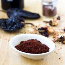 Chile Powder (Homemade)