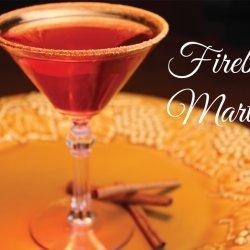 Apple & Cinnamon Martini