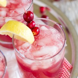 Festive Holiday Punch