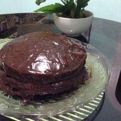 Chocolate Cake Shot