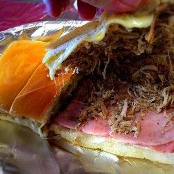 Pan Con Lechon (Roasted Pork Sandwich)