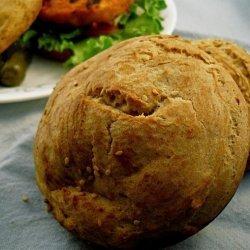 Gluten Free Hambrger Buns