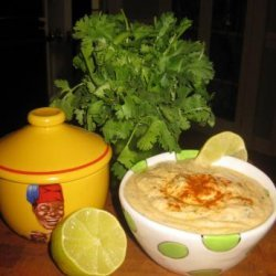 Spicy Moroccan Yogurt Marinade or Dip