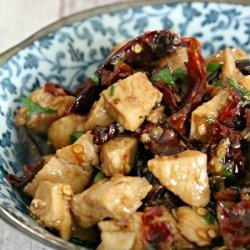 Sweet and Spicy Stir Fried Chicken