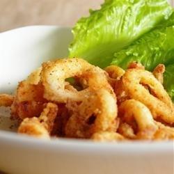 Cory's Best Calamari recipe