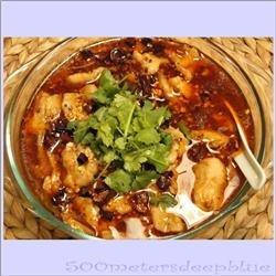 Shui Zhu Yu (Sichuan Boiled Fish)