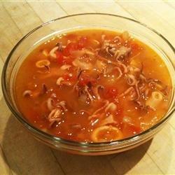 Adobong Pusit (Squid Adobo) recipe