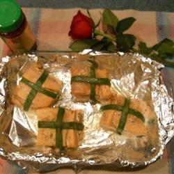 Valentine's Salmon recipe