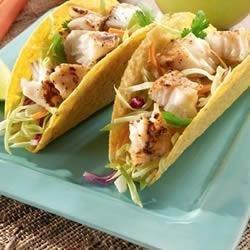 Lemon Pepper Fish Tacos