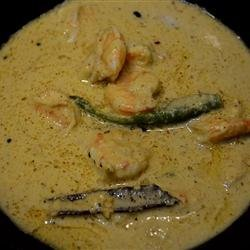 Prawn Malai Curry recipe