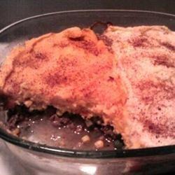 Sweet Potato and Turkey Shepherd's Pie