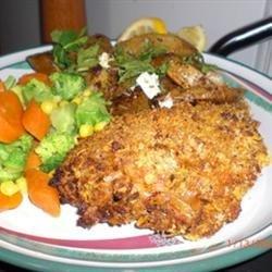Linda's Fake and Bake Chicken recipe