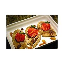 Strawberry Balsamic Chicken