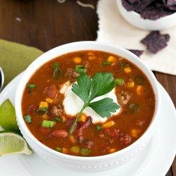 Ranch Taco Soup