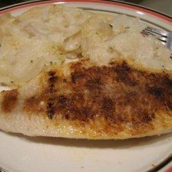 Cajun-Style Catfish-George Foreman Grill recipe