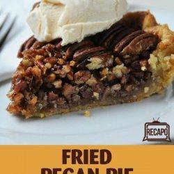 Fried Pecan Pie