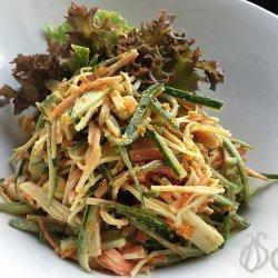 Delicious Nutritious Salad