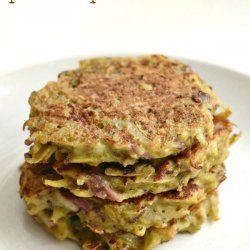 Root Vegetable Pancakes