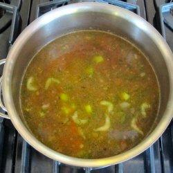 Butter Bean Soup