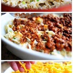 Baked Sour Cream Noodles