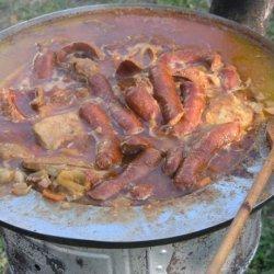 """Croatian Zagorje """"kotlovina"""" recipe"""