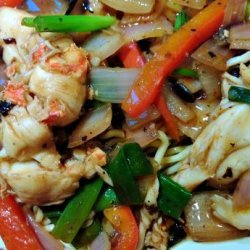 Lobster With Black Bean Sauce