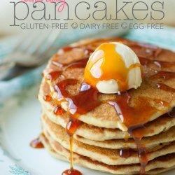 Dairy Free/ Egg Free Pancakes