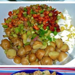 Creole Potato Salad recipe