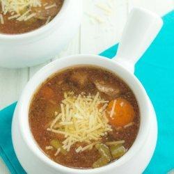 Italian Sausage Soup (Crock Pot)