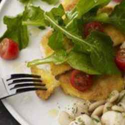 Chicken Cutlets Milanese