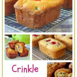 Best Ever Gumdrop Cake