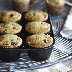 Chocolate Banana Muffins - Vegan