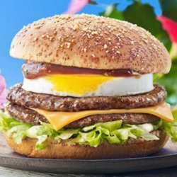 Hawaiian Pork Burgers